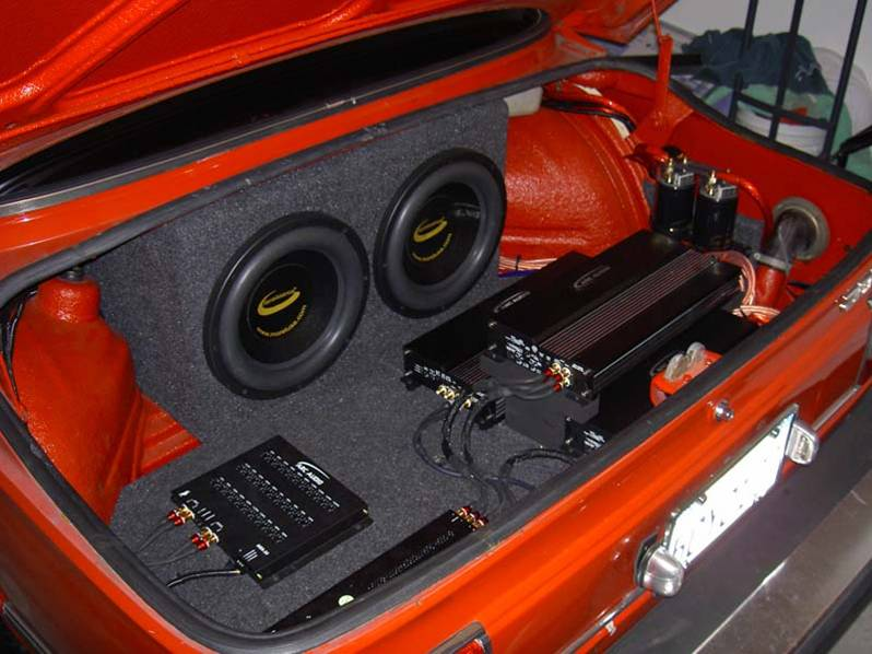 Best Sounding  Car Subwoofer